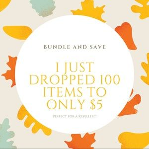 Lots of $5 Items